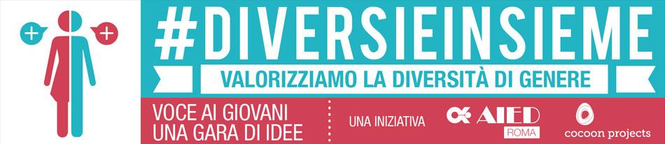 #DIVERSIEINSIEME - Voce ai giovani: una gara di idee