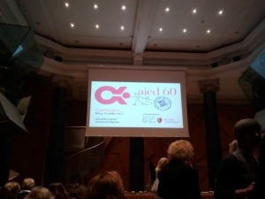 AIED Roma - convegno dei 60 anni dell'associazione