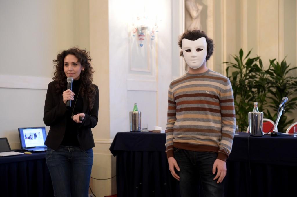Maria Grazia Rosa e Mario Barile