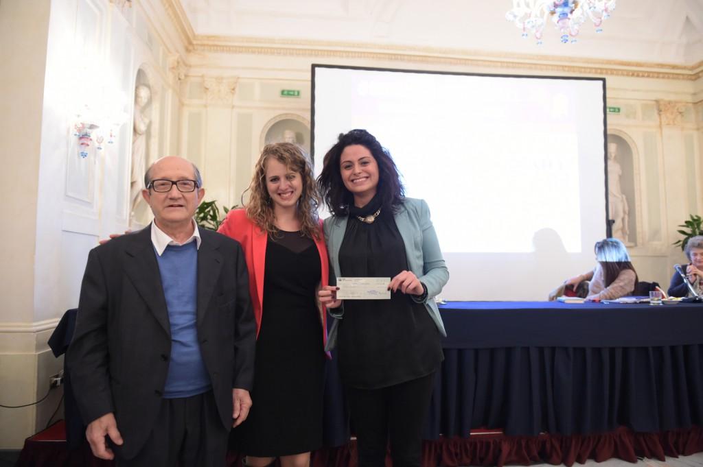 Sara Negrosini, Francesca Mamo, Luigi Laratta