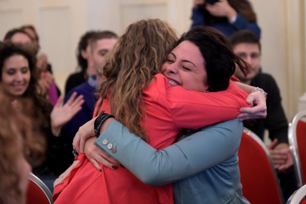 Sara Negrosini e Francesca Mamo vittoriose
