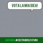 Vota la mia idea su #costruireilfuturo